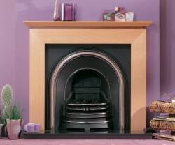 Focus Fireplaces vincent_beech fire surround