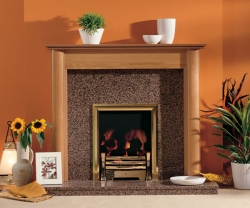 Focus Fireplaces laura_oak fire surround