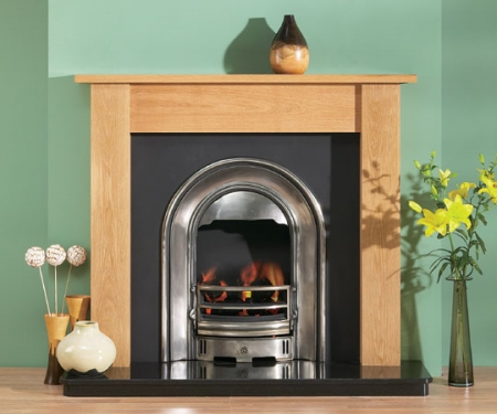 Focus Fireplaces justine_light_oak fire surround