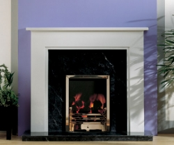 Focus Fireplaces dublin_white fire surround
