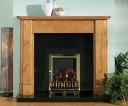 Focus Fireplaces beverley-pine fire surround