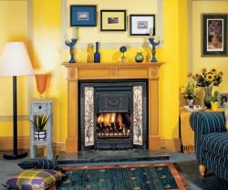 Gazco Victorian-convector-fireplace