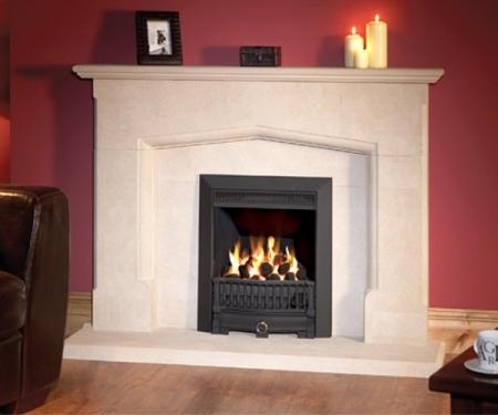 Gazco-Holyrood-Logic HE gas fire