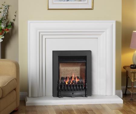 Burley-4244 flueless gas fire