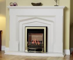 Burley 4240 flueless gas fire