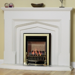 Burley 4240 flueless gas fire