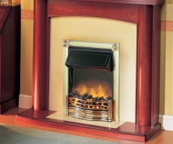 Dimplex-Horton_Brass electric fire
