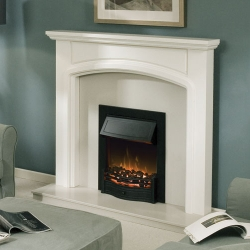 Dimplex-Danesbury_Black electric fire