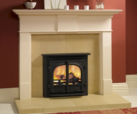 Stovax Stocton-8_inset-log stove