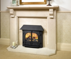 Stockton-8-inset log stove