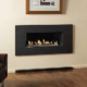 Gazco-Studio-Steel gas fire