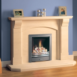 Magiglo-Duo-Harmony gas fire