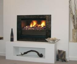 Flamewave_Cleanline-copper multi fuel fire