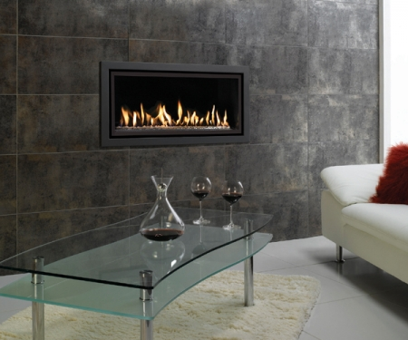 Gazco Studio-2-Profil glass gas fire