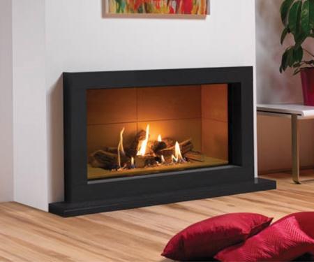 Gazco-Riva-1050-Sorrento gas fire