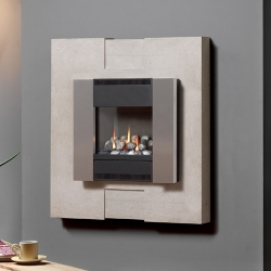 Burley-4237-stone flueless gas fire