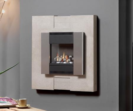 Burley-4237-stone flueless gas fire