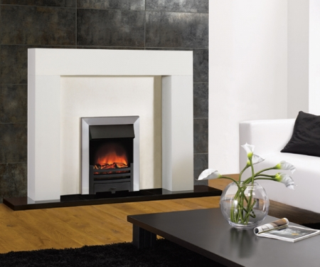 KF414_Gazco-Logic-SS-Blk electric fire