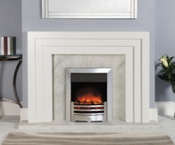 KF415_Gazco-Logic-Polished electric fire