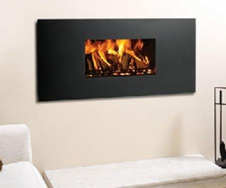 Stovax-Riva open fire