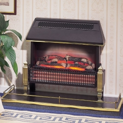 Dimplex-Lyndhurst electric fire
