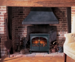 Dimplex-Stockbridge electric stove