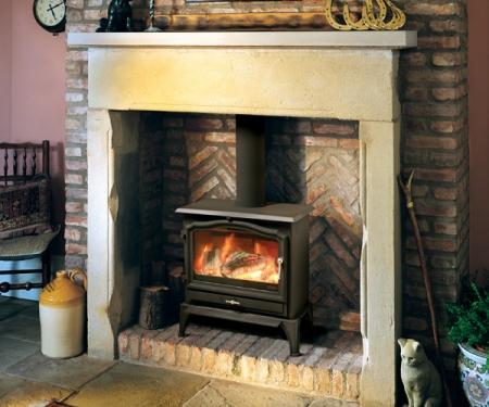 Esse-100 wood stove