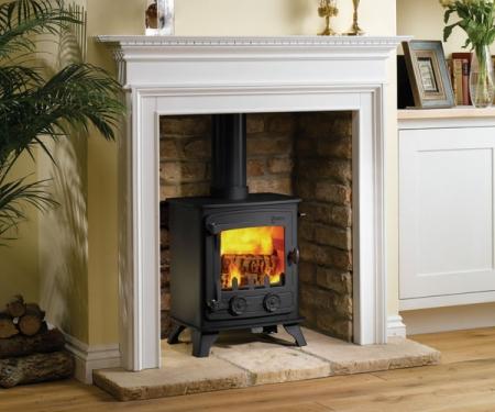 Yeoman-Exmoor log stove