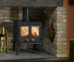 Stovax-Sheraton multi fuel stove