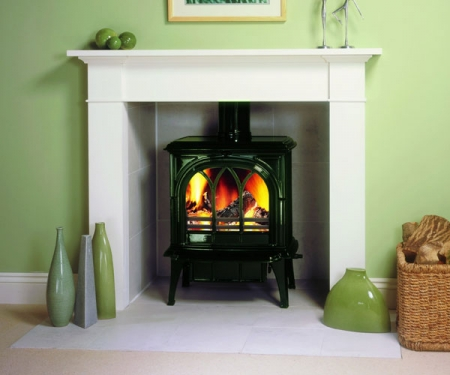 Stovax-Huntingdon35-Multi Fuel stove