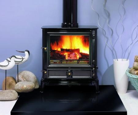 Stovax-Brunel-3cb log stove