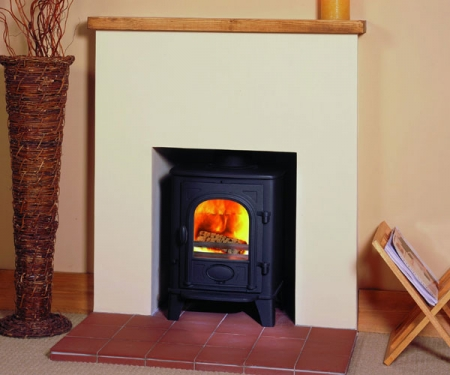 KF527_Stovax Stockton-3 multi fuel stove