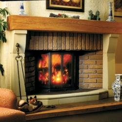 KF531_Dovre-2300 insert fire