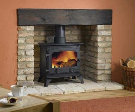 KF534_Yeoman-Devon wood stove