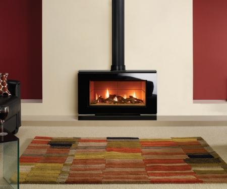 KF540_Gazco-Riva-Vision gas stove