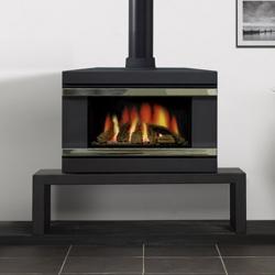 KF545_Gazco--F67-Riva-Bench-Gas stove