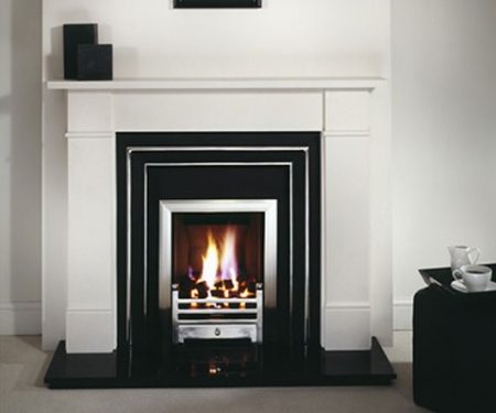 Warm Home Albury fire surround
