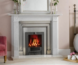 Stovax-Georgian marble fire surround