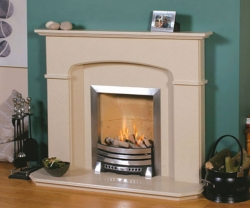 KF83_Newman Fireplaces Milano_marble