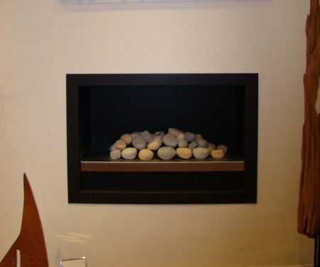 KF872_Illusion-black bespoke fire