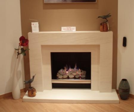 KF902 Aquarius AQ3 bespoke fireplace