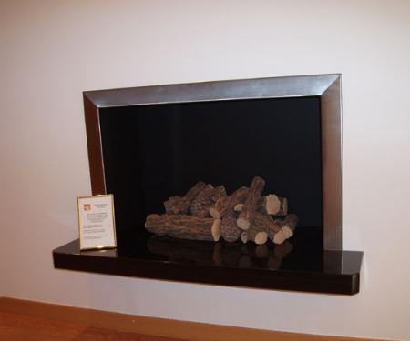 KF904 Bespoke fireplace