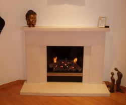 KF906 Gabrielle bespoke fireplace