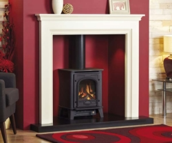 Focus Fireplaces Leicester fire surround