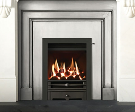 Gazco Logic Convector with Chartwell front
