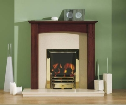 Focus Fireplaces Louise fire surround