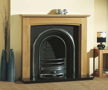 Focus Fireplaces Lucy fire surround