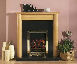 Focus Fireplaces Marie fire surround