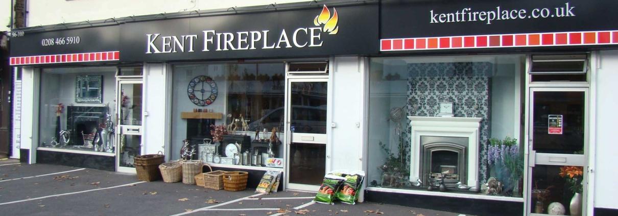 Kent Fireplace shopfront
