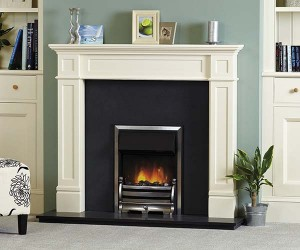 Focus Fireplaces Palma wooden fire surround